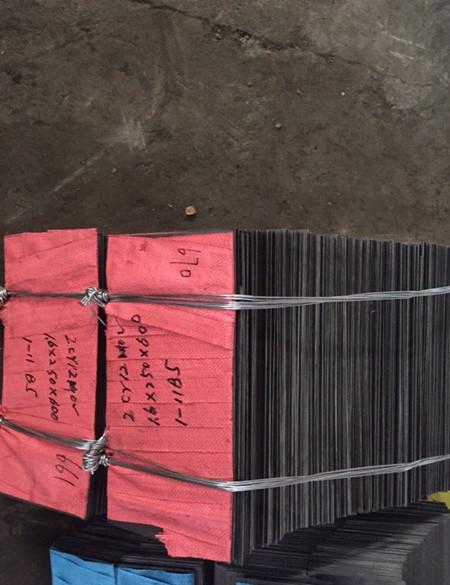 DIN 1.4922, 1.4923 ( EN X20CrMoV12-1, X22CrMoV12-1 ) stainless steel plate, sheet