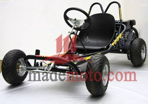 Single Seat Go-Kart with water cooling 168CC Engine WZGC1687