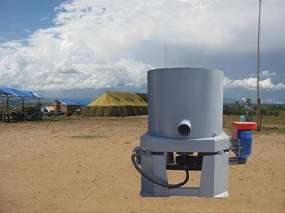 2012 new Centrifugal Concentrator