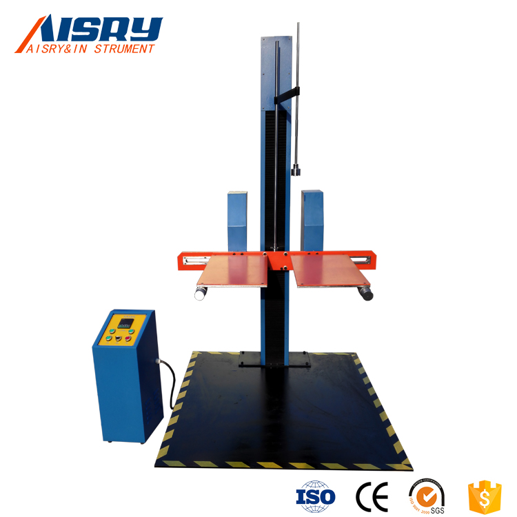 Corrugated Box Double Arm Drop Impact Tester Price