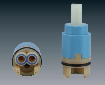 Korean High Quality Faucet Parts Eco Ceramic Cartridge for Faucet valve