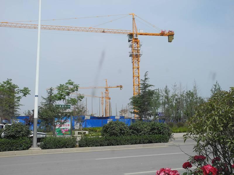 high quality accept oem 6t tower crane, TC5013 tower crane
