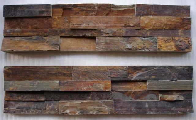 Rusty slate panel ZFW1120C