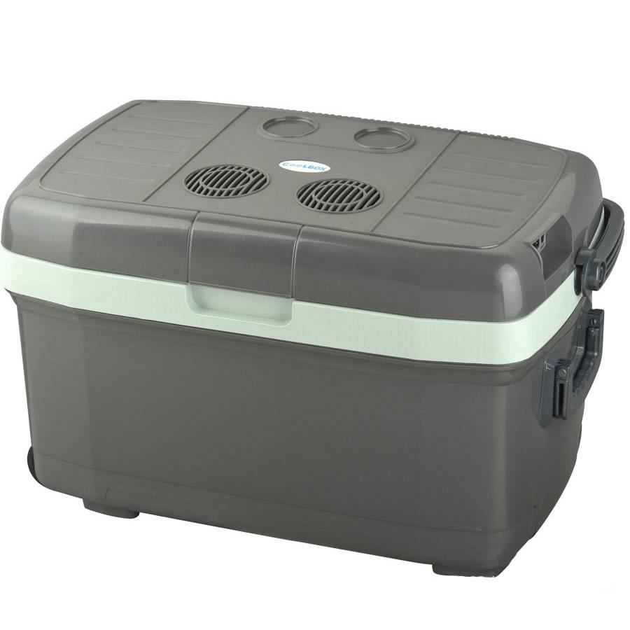 Cooler or Warmer 12V 45L 245A Mini Car Refrigerator /Car Small Refrigerator Dual-Use Refrigerator In