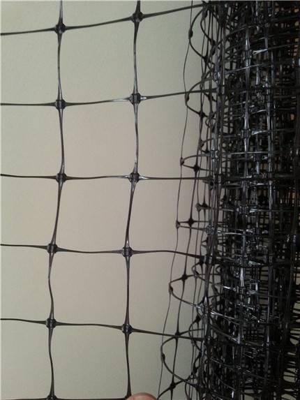 Widely used plastic bi-oriented net/BOP fence nets