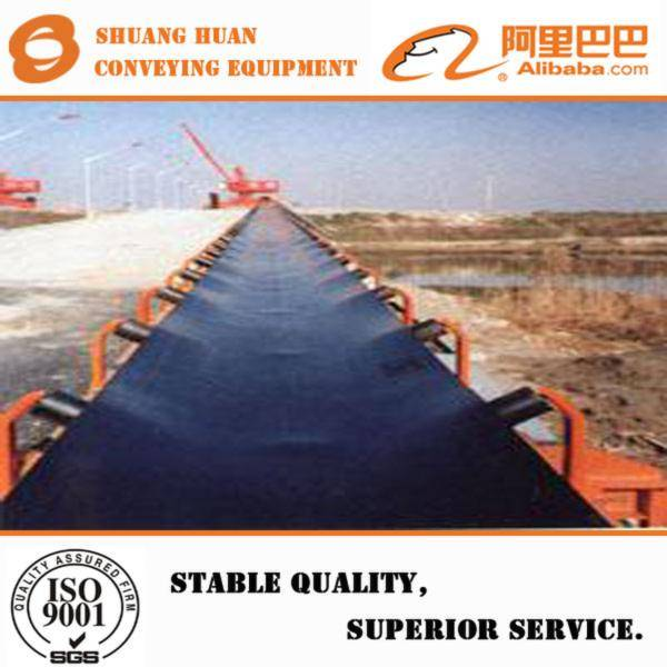 high speed belt conveyor for cement from China