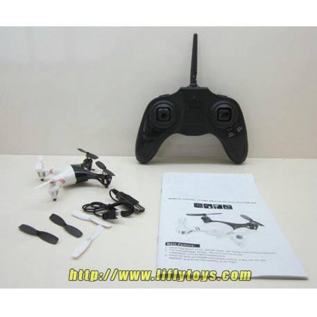 CG-018 2.4G Mini Dji Phantom 4ch 6-axis Quadcopter With Light and Camera