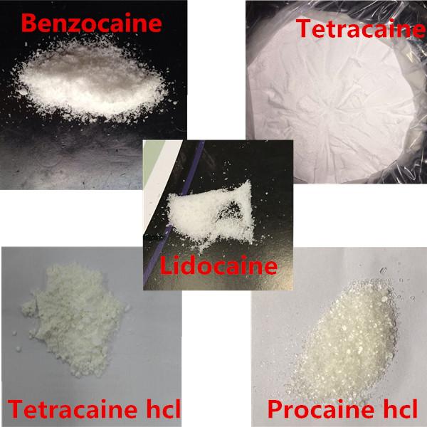 Lidocaine Hydrochloride Local Anesthesia Lidocaine hcl CAS 137-58-6