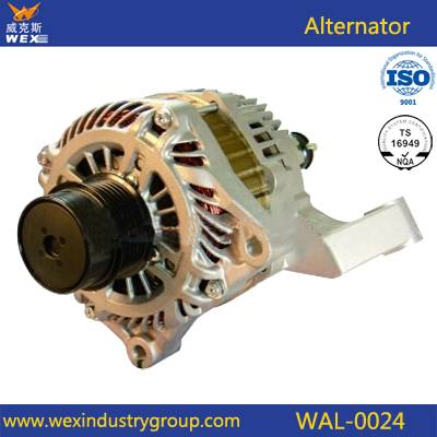 Alternator CHRYSLER 04869900AC, 4869900AB, 4869900AC Mitsubishi ER/IF Alternator 11115N