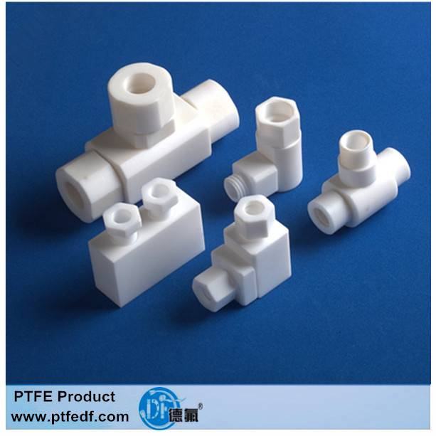 PTFE pipe fitting