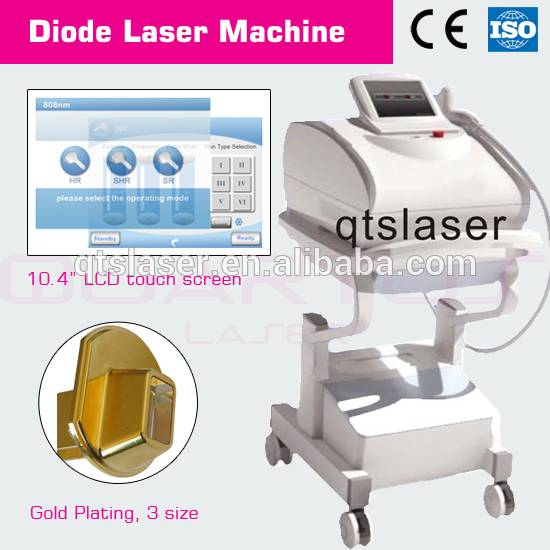 808nm diode laser hair removal beauty equipment with advanced technology bring whitening skin back
