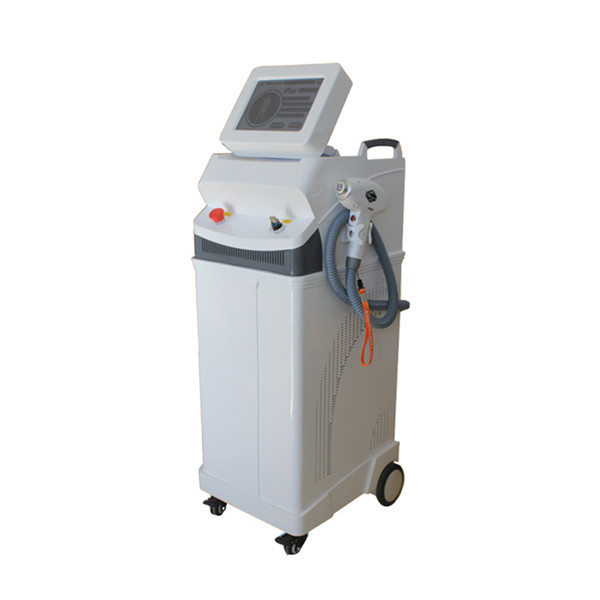 High precision diode laser hair removal 808nm for sale