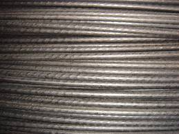 Indented PC Wire