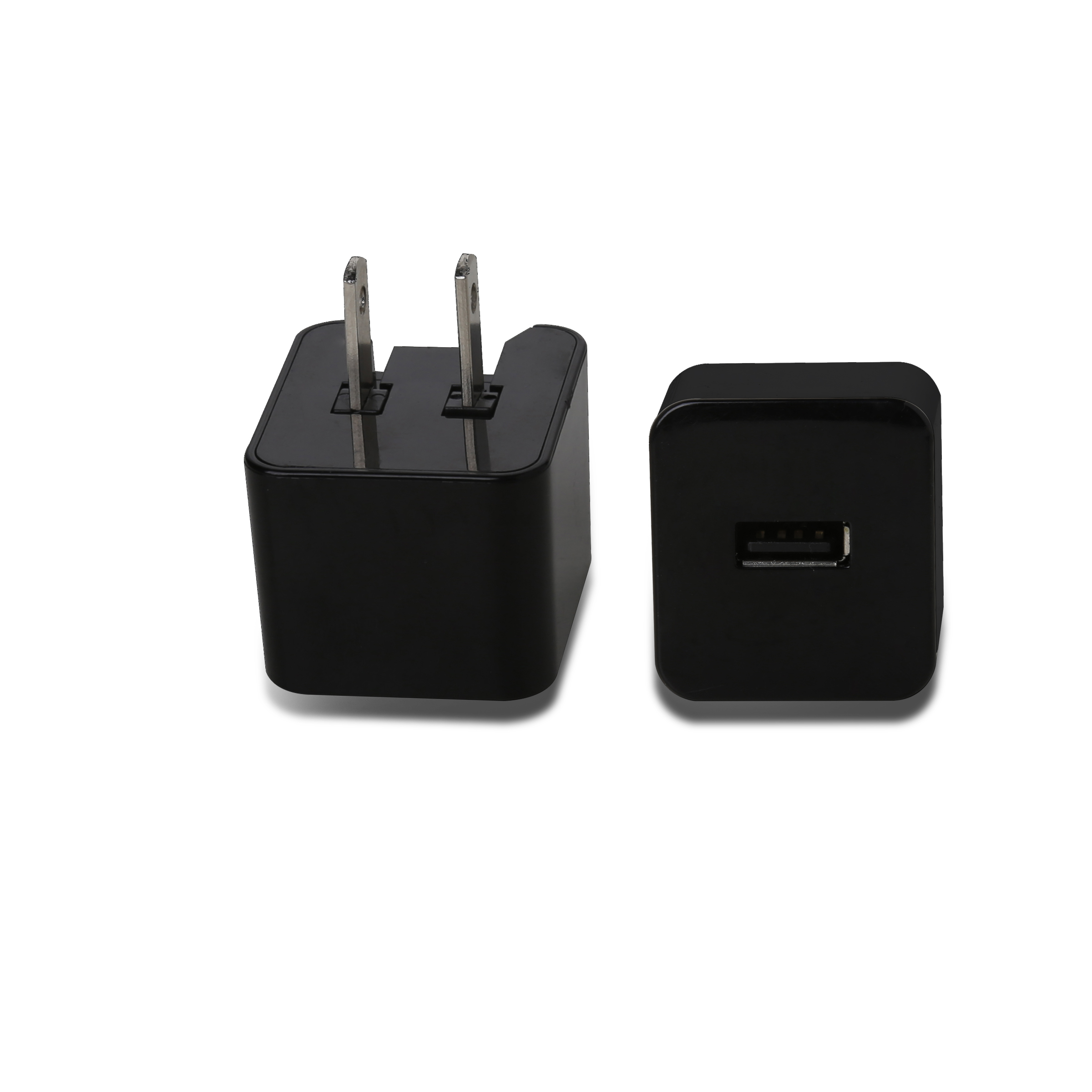 Small but elegant mobile phone charger, wall charger travel charger 5V1A T07