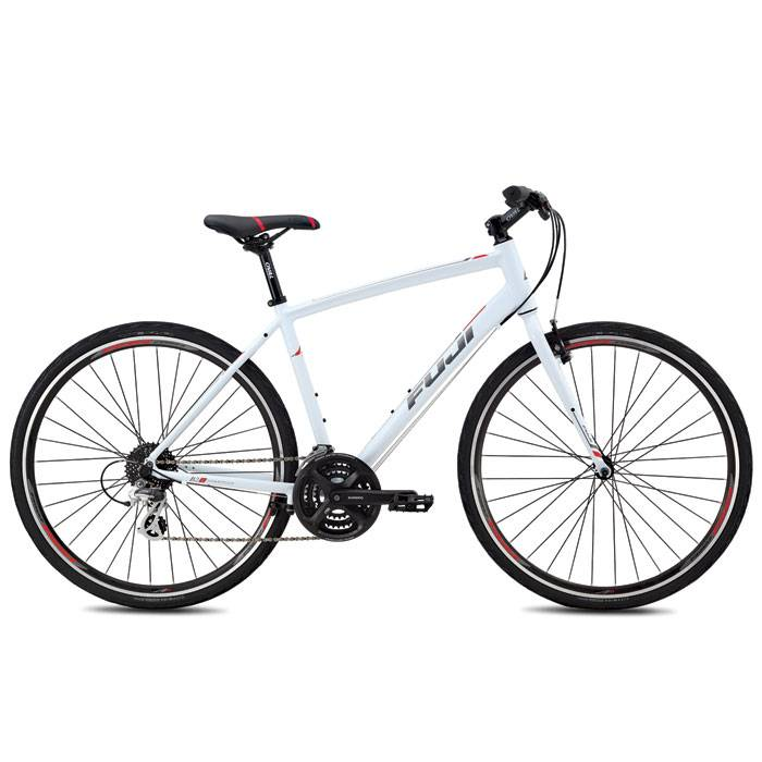 Fuji Absolute 2.1 Flat Bar Road Bike - 2015