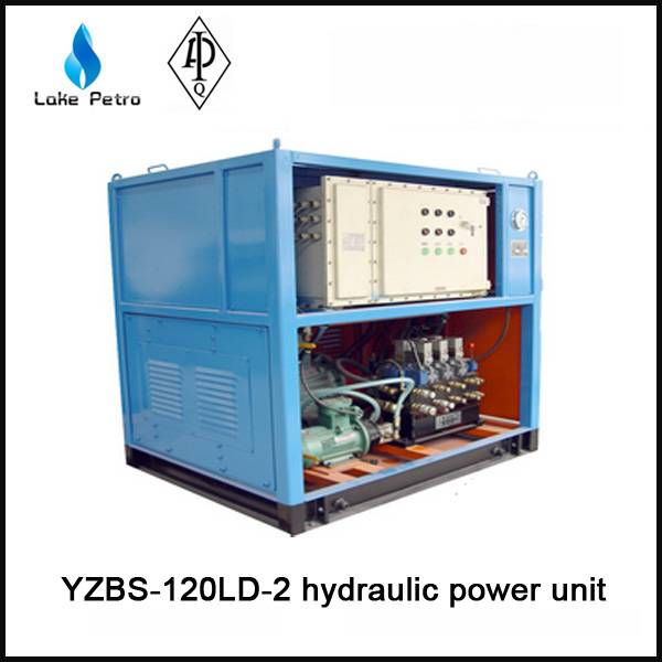 API YZBS-120LD-2 Hydraulic power unit  used in oilfield