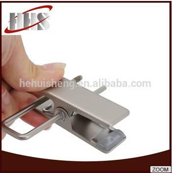 Pearl Nickel plated Metal Hanger Clip