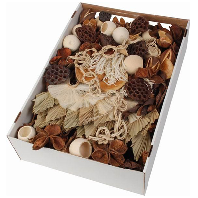 Dried Flowers Tray