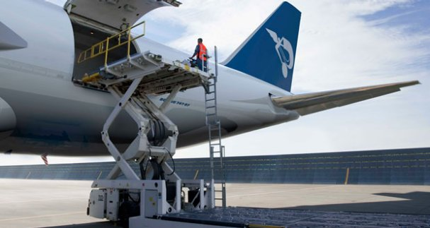 Air Freight from China to Pontlanak