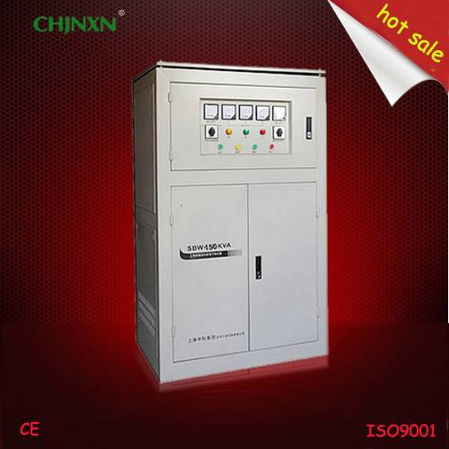 single-phase voltage stabilizer svc seriers