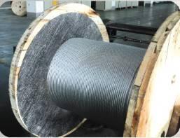 Cable De Acero Galvanizado 1×7 EHS 3/8inch