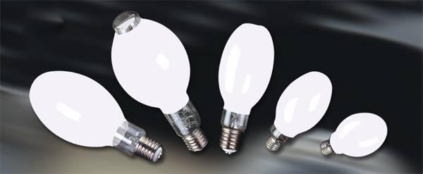 Self Ballast Fluorescent High-pressure Mercury Lamps