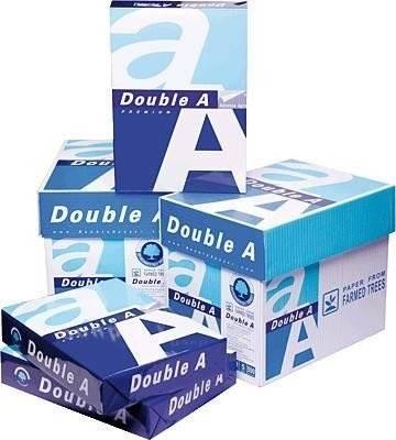 Double A Copy Paper A4 80 gsm