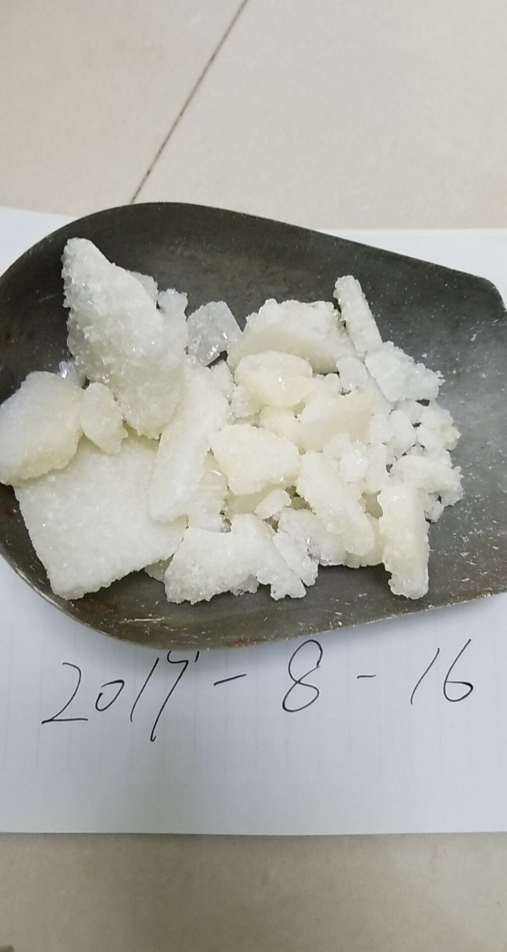2FDCK crystal form ,Sample package