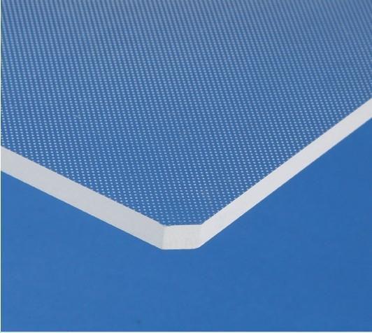 PMMA LGP v-cutting light guide plate for LED Panel Light