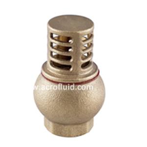 brass foot valve ABV601005