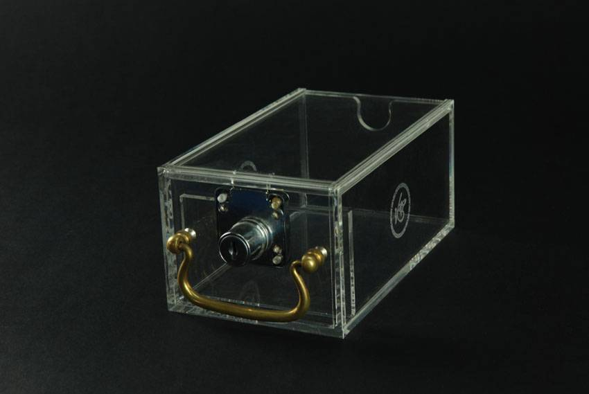 Acrylic Box for Gaming or storage, plexiglass products