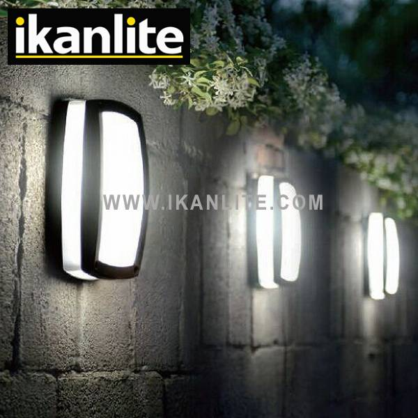 Outdoor LED wall lamps
