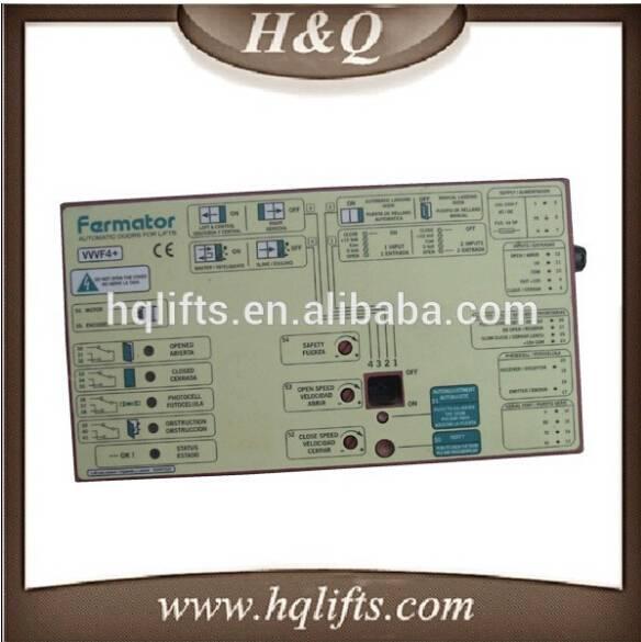 Fermator VVVF4 Door Operator, Elevator Door Controller , Elevator Controller