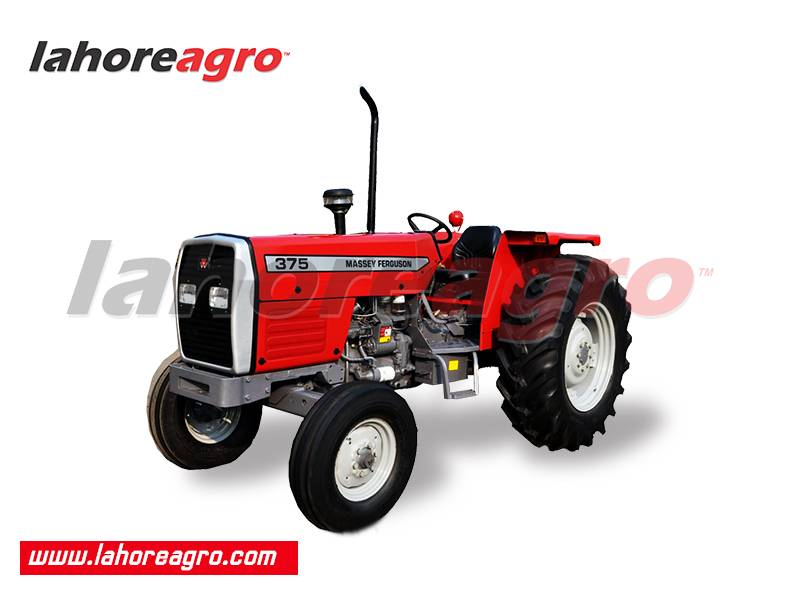 Massey Ferguson Tractor MF 375 (75HP) 2 Wheel Drive