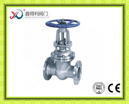 Z41W Stainless Steel Flanged Gate Valve