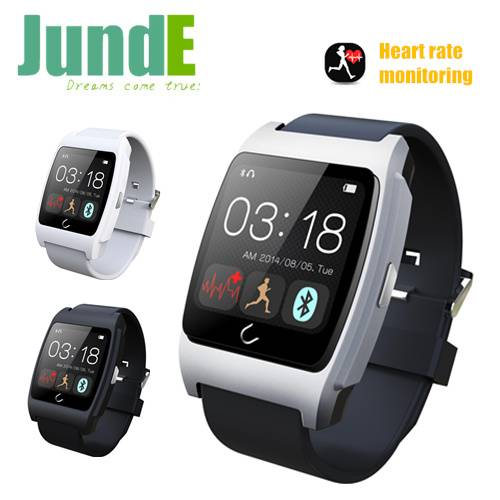 Heart rate monitoring smart watch for healthy life