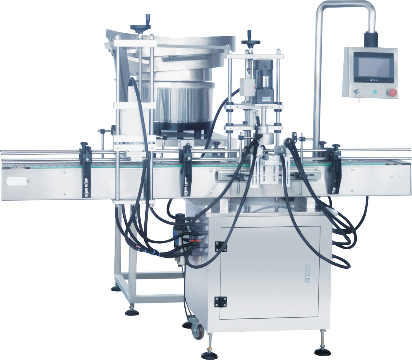 Automatic Capper Linear Capping Machine