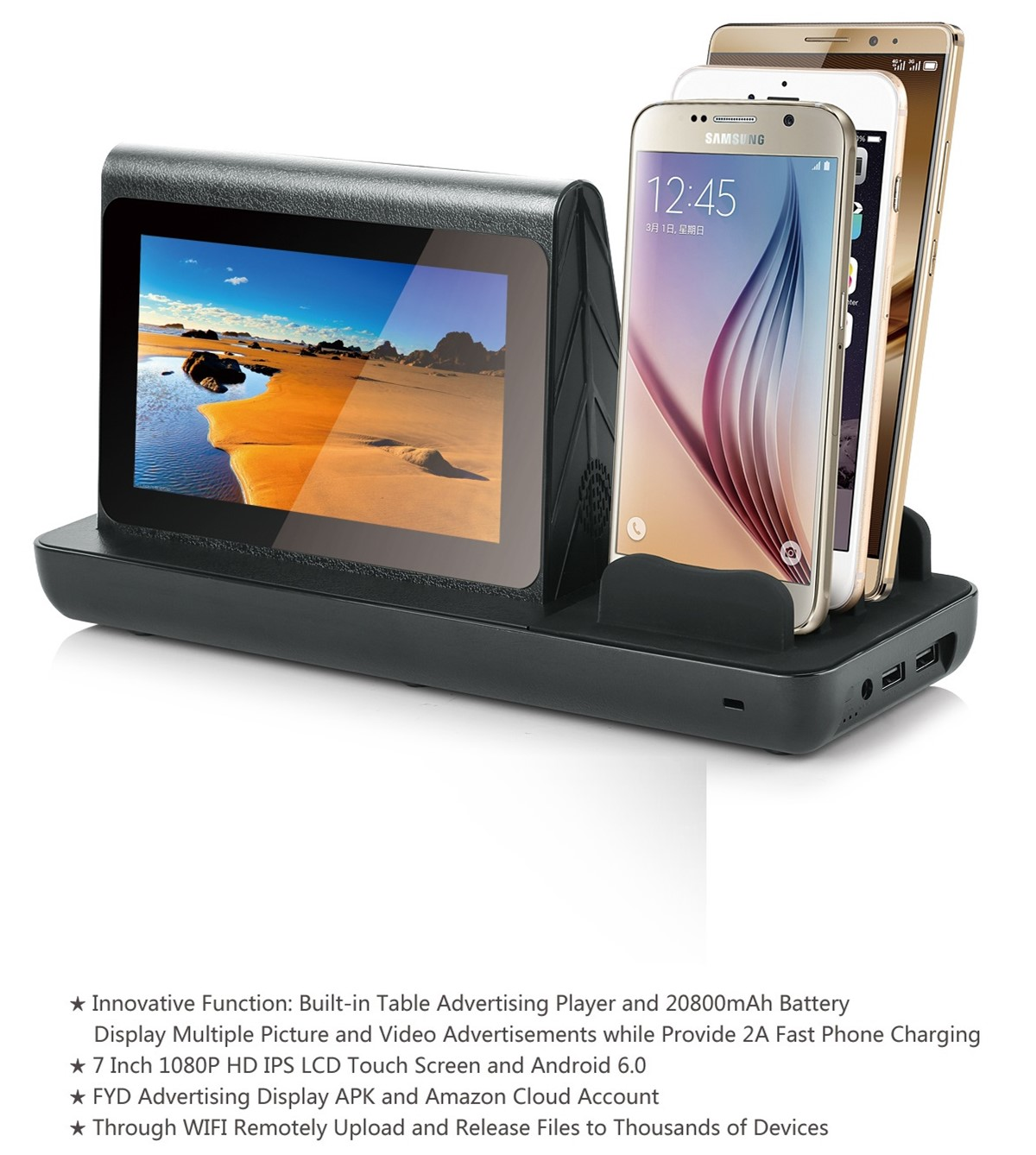 lcd advertising display Best value