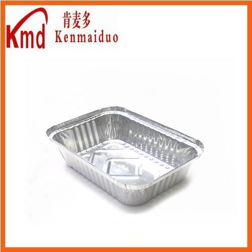 RFF185 aluminum foil food packing lunch box