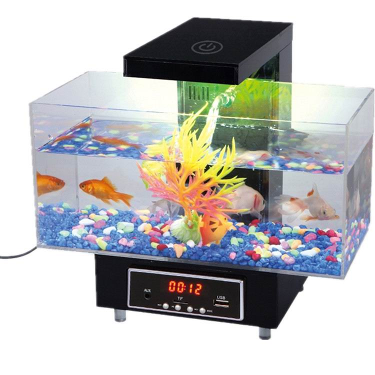KangWei KW-2013D touch panel light aqurium fish breeding tank farm