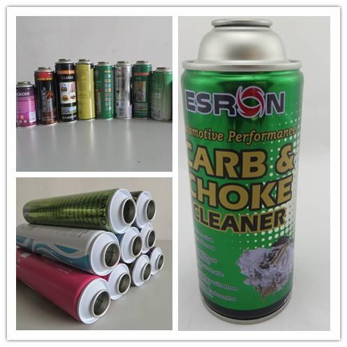 aerosol can/spray paint can/tin can/tin bottle
