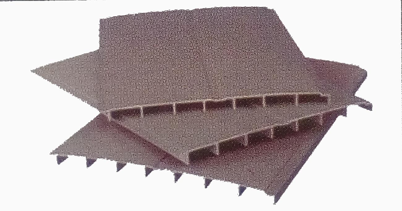 Structural Shapes-Cooling tower deck(VEFR-25)