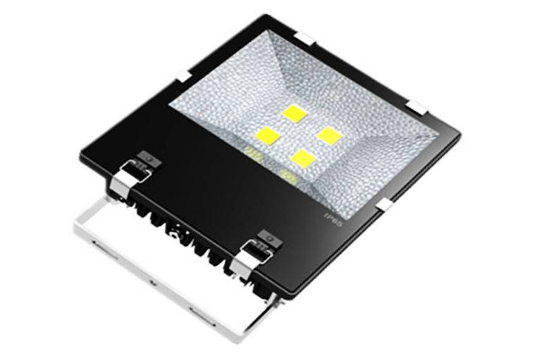 high power 100W LED Flood light with cree chip MW driver