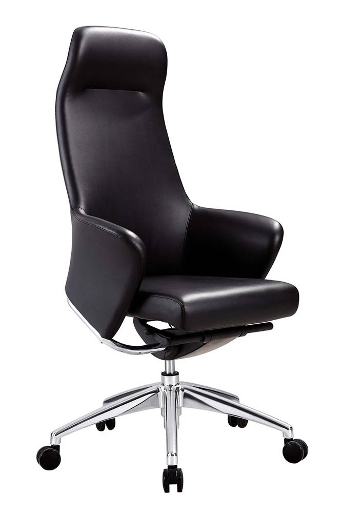H/B luxury leather chair A8801