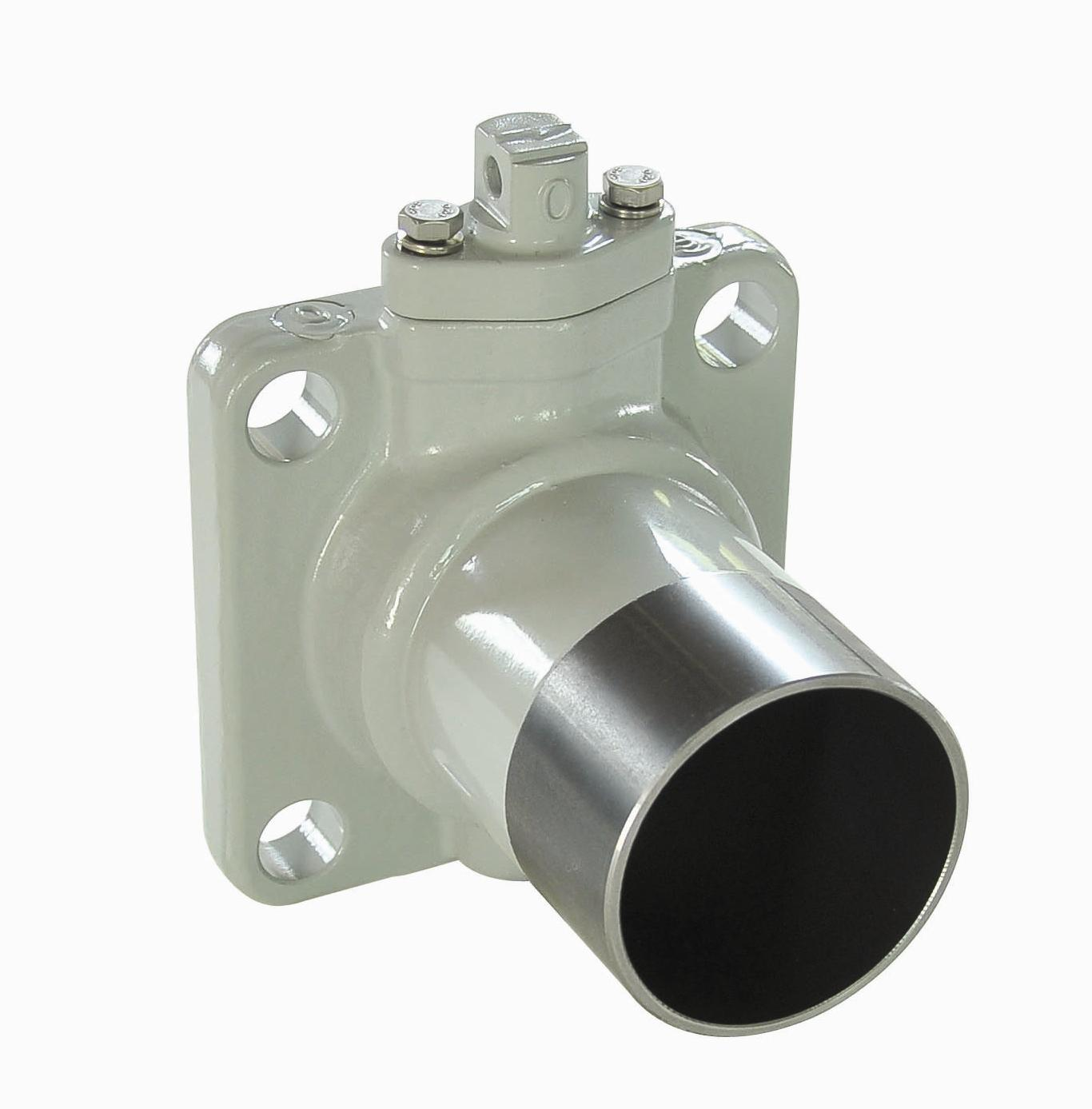 "Transformer oil shut off valve - 3"" / DN 80 ( pipe weld type)"