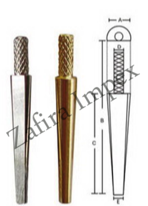 Brass Dowel Pins (Dentistry Products)