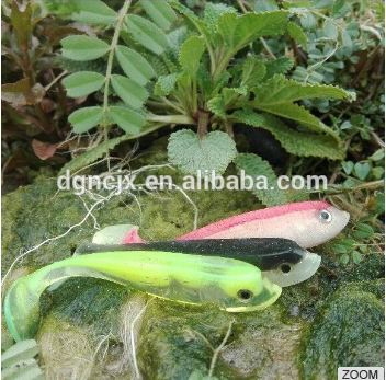 soft fish lure 40