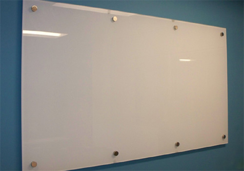 Tempering Glass White Board For Office Supplier