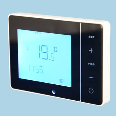 7-Day Programmable Thermostat Remote Control