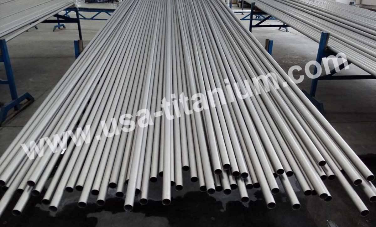USTi Titanium Tube,Titanium Pipe,Titanium Alloy Tubing